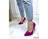 Туфли лодочки на шпильке, фото 4
