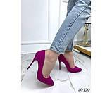 Туфли лодочки на шпильке, фото 5