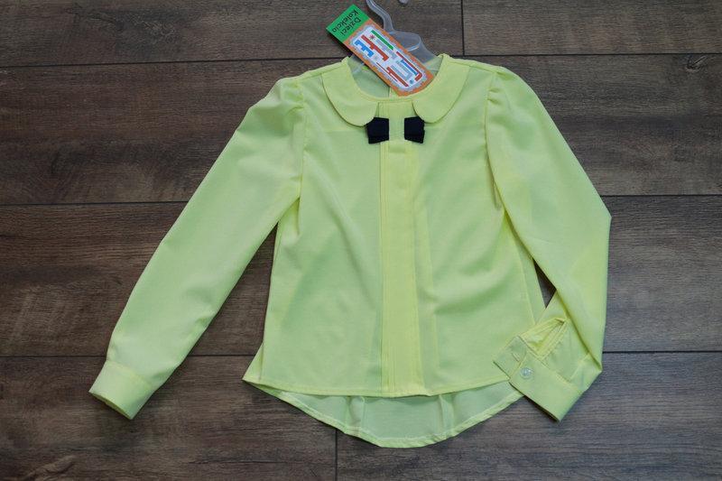 Блузка для девочек 146-152 рост