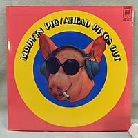 CD диск Blodwyn Pig - Ahead Rings Out (US version)