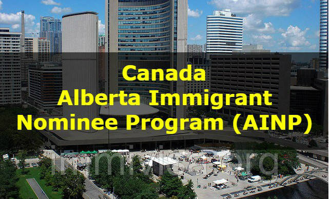 Иммиграционная программа провинции Альберты