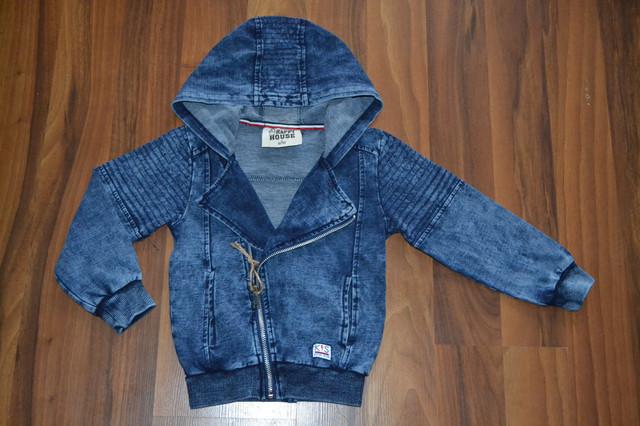 Джинсовые курточки для мальчиков. Размеры  10 лет Фирма HAPPY HOUSE .Польша