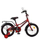 Велосипед детский двухколесный PROFI Y18221 Prime 18 дюймов красный **, фото 3