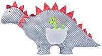 Декоративная подушка Динозаврик