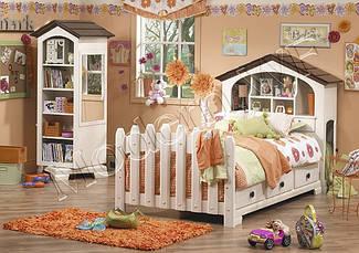 """Дитяча спальня """"Робін"""" з чистого дерева"""
