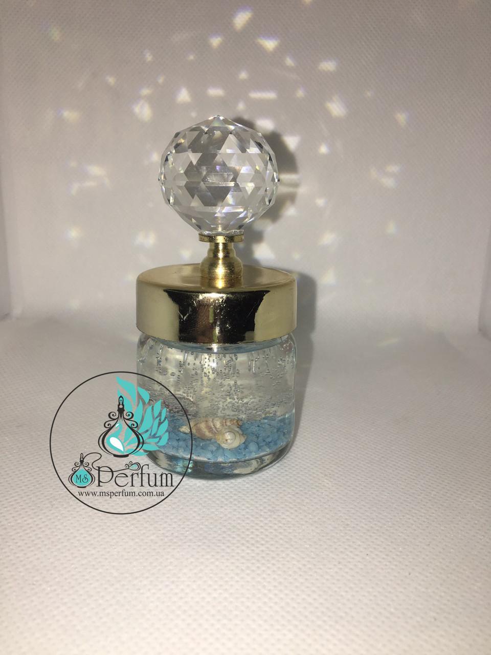 Декоративная гелевая свеча морская