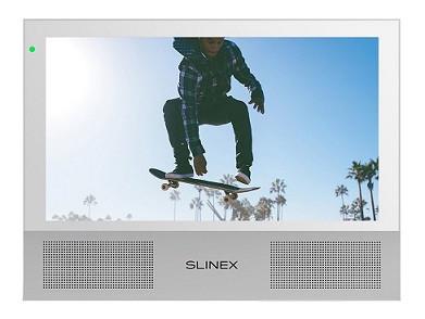 Відеодомофони Slinex Sonik 7 білий