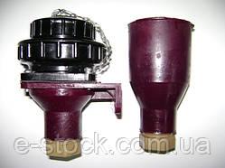 Муфта кабельная штепсельная трехполюсная МР-2, муфта-разъем МР-2