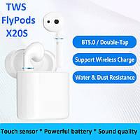 """Беспроводные наушники TWS AirPro Fly """"X20S"""" JKR   Touch sensor"""