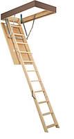 Чердачная лестница Fakro LWS Plus 120x60 h280см, фото 1