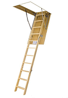 Чердачная лестница Fakro LWS Plus 130x60 h305см, фото 1