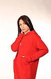 Платье-Худи Quest Wear красное, фото 3