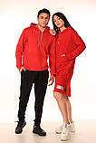 Платье-Худи Quest Wear красное, фото 5