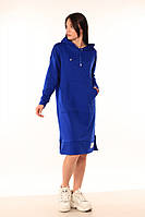Платье-Худи Quest Wear электрик, фото 1