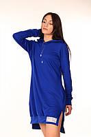 Платье-Туника Quest Wear электрик, фото 1