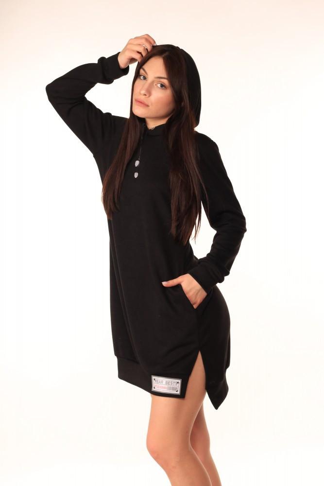 Платье-Туника Quest Wear чёрное