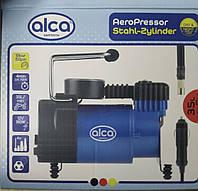 Компрессор автомобильный Alka 227 500  12v 180вт 35л  7атм 14А для грузовиков, внедорожников, с подсветкой, фото 1