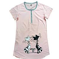 Женские ночные сорочки Кошки