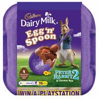 Cadbury Egg'n'Spoon Double Chocolate 136 g