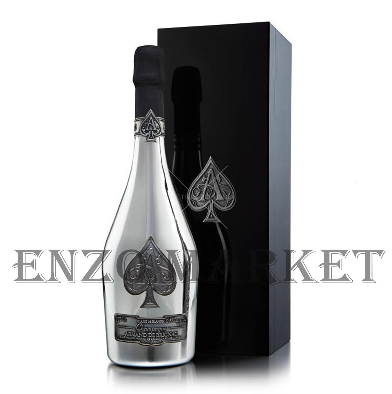 Шампанское Armand de Brignac Blanc de Blancs (Арман де Бриньяк Блан де Бланш) 12%, 0,75 литра