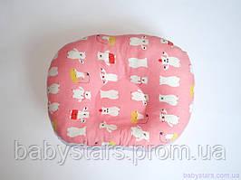 """Подушки в ліжечко для новонароджених """"Полярні ведмеді"""""""