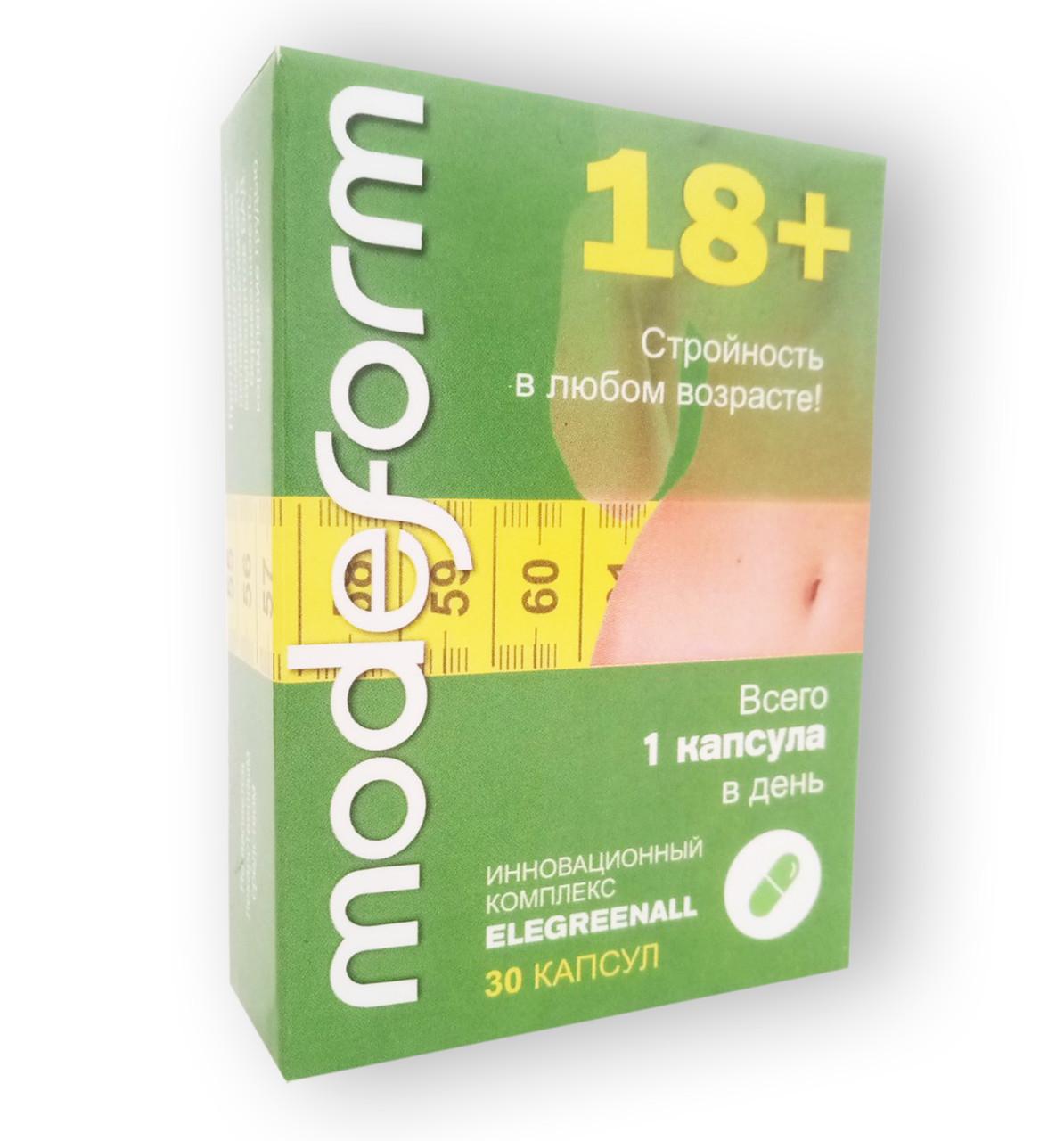 ModeForm 18+ - Капсулы для похудения (МодеФорм 18+) 113452