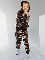 Спортивные детские для мальчика милитари 10000, фото 1