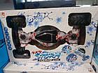 Трюковая машина перевертыш на радиоуправлении Car Xmas 1825-7, фото 2