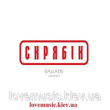 Вінілова платівка СКРЯБІН Ballads vol. 1 (2019) Vinyl (LP Record)