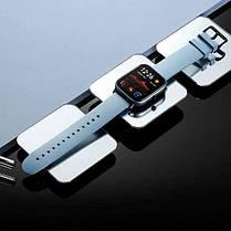 Smart Watch Amazfit GTS Steel Blue Гарантия 12 месяцев, фото 3