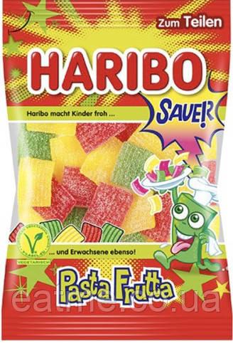 Haribo PastaFrutta КИСЛЫЕ Желейные конфеты с фруктовыми вкусами