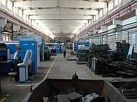 Послуги з виробництва металоконструкцій