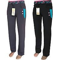 """Спортивные штаны женские, трикотаж (р.р. S-2XL) Китай - от 5 штук """"PDG-440"""""""