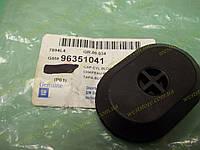 Заглушка маслянного поддона(резиновая овальная) Ланос Lanos,Nubira,Lacetti GM 96351041