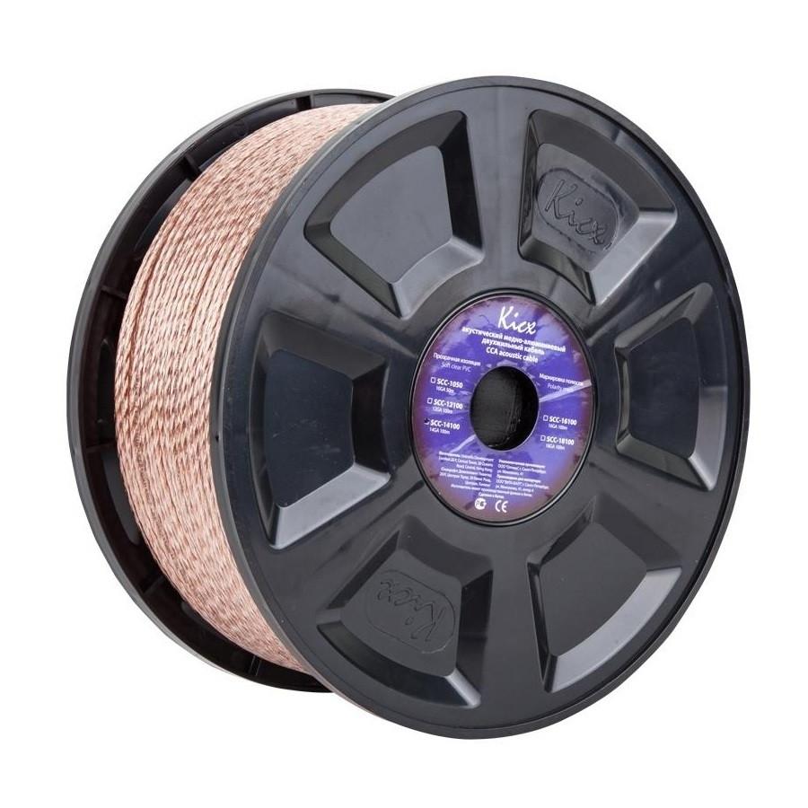 Акустичний кабель Kicx SCC-16100 (1.31 мм2)