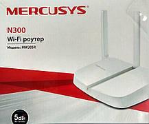 Маршрутизатор Mercusys MW305R (3-ох антенний), фото 2