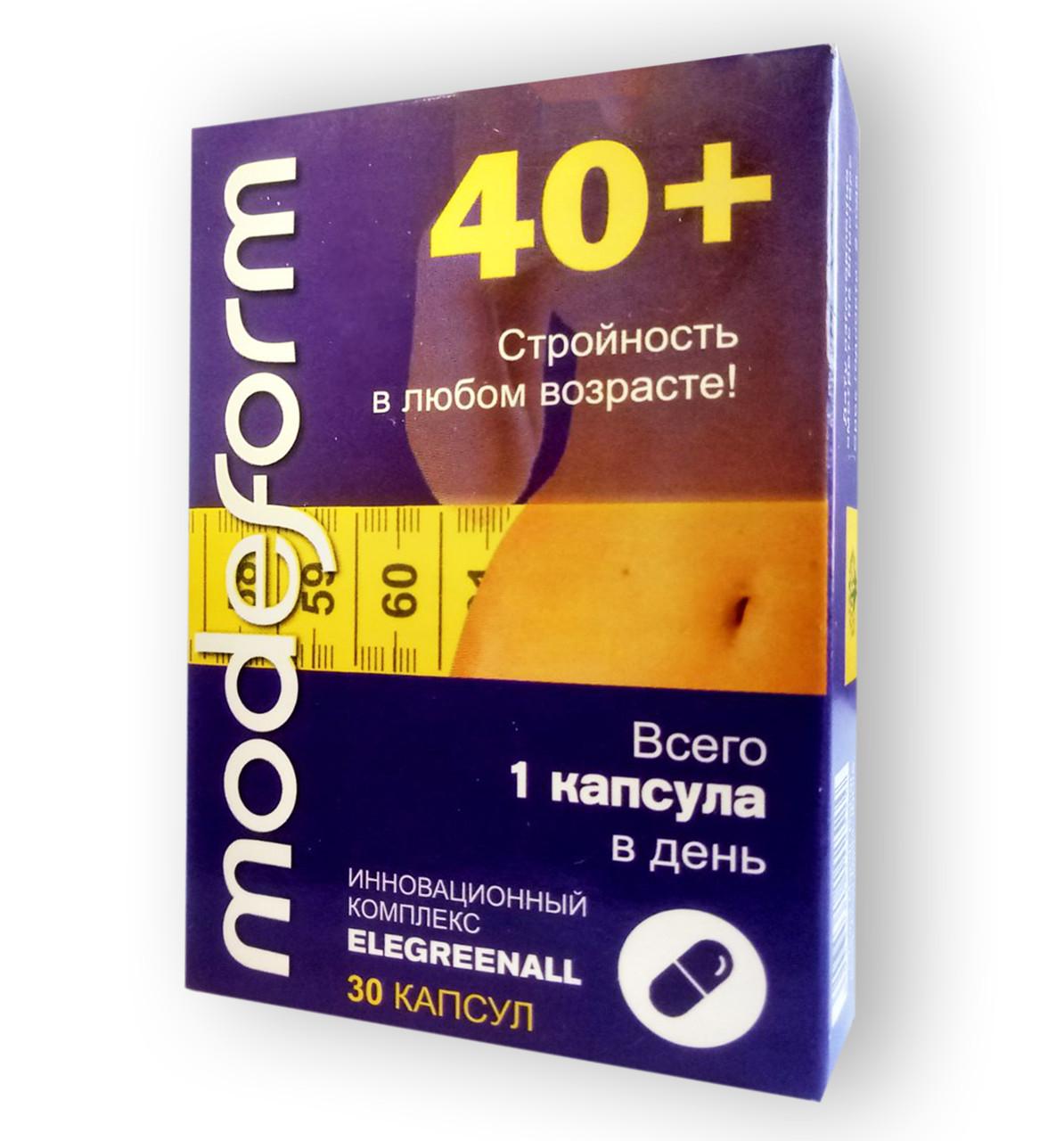 ModeForm 40+ - Капсулы для похудения (МодеФорм 40+) 113723