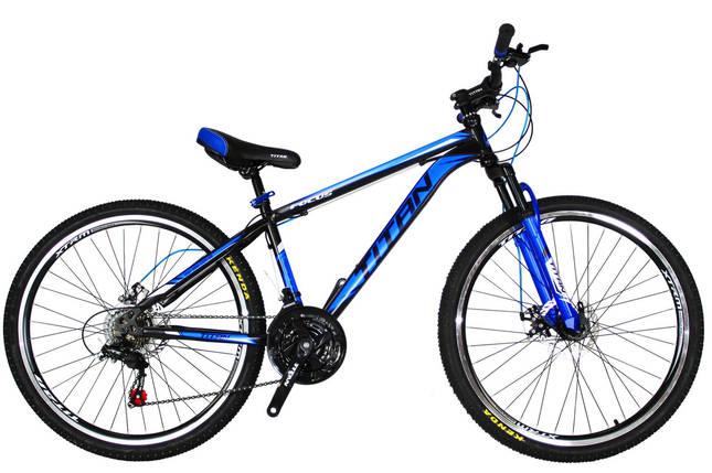 """Горный дисковый велосипед 26"""" CROSS RACER (21 speed, полуавтоматы), фото 2"""