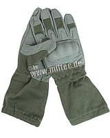 Тактические перчатки Термостойкие защищающие от ожогов кожа+материал Nomex, купить Киев