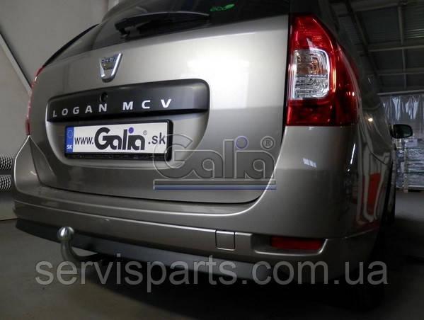 Фаркоп Renault Logan MCV 2013- (Рено Логан универсал)