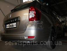 Фаркоп Renault Logan MCV 2013- (Рено Логан универсал), фото 3