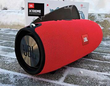 Портативная колонка JBL Xtreme big red (Красный). Джибиэль экстрим большая 40 ват. Блютуз колонка жбл екстрим