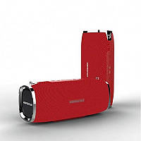 Портативная колонка HopeStar A6 ORIGINAL. red (Красный) Оригинал Хоп стар. Блютуз колонка.