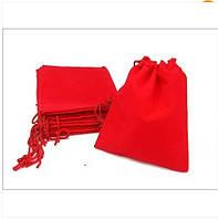 Подарочный мешок бархат для урашений