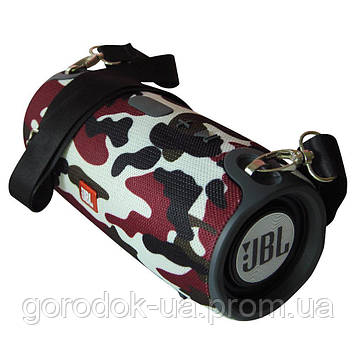 Портативная колонка JBL Xtreme mini. Камуфляж (Camouflage). Джибиэль Экстрим мини. Блютуз колонка
