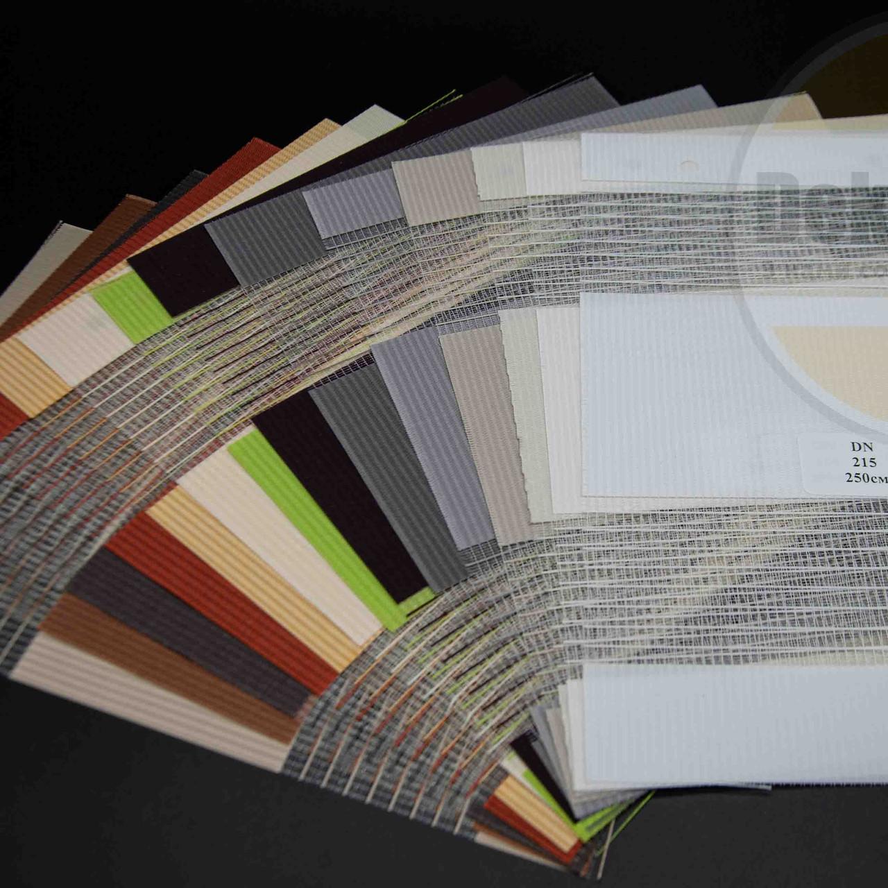Рулонні штори День-Ніч DN 200 (14 варіантів кольору)