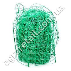 Шпалерная сетка для огурцов ячейка 150x150 мм пакет 1.7x5 м