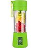 Блендер-кружка Portable Electric Juice Cup, портативный блендер, шейкер, Small cyclone portable electric juice, фото 4