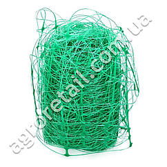 Шпалерная сетка для огурцов ячейка 150x150 мм пакет 1.7x10 м
