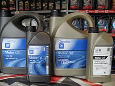 ▼ Моторное масло GM